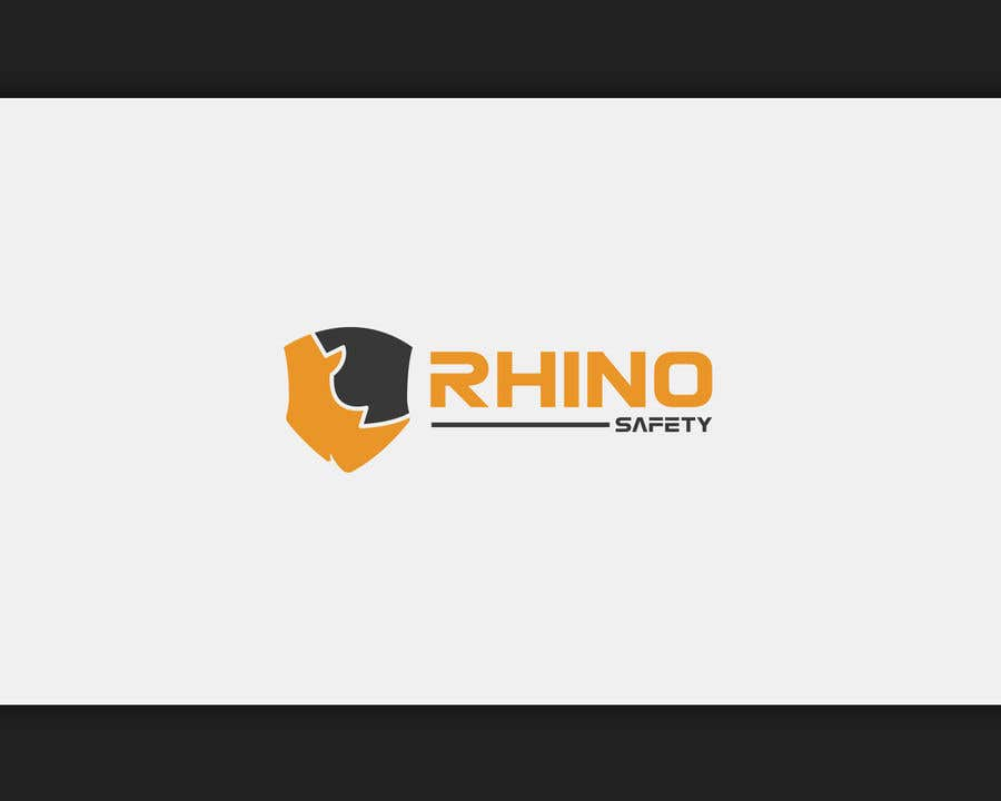 Contest Entry #29 for Rhino Safety Logo