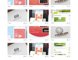 #18 para Design web and mobile app development company website mockup por yasirmehmood490