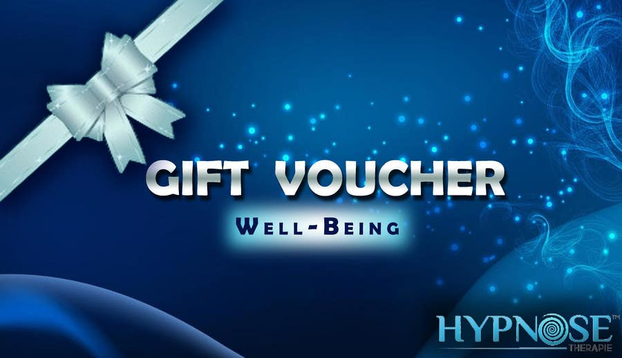 #21 for Design of GIFT VOUCHERS : for HYPNOSIS by SaranyaKrish