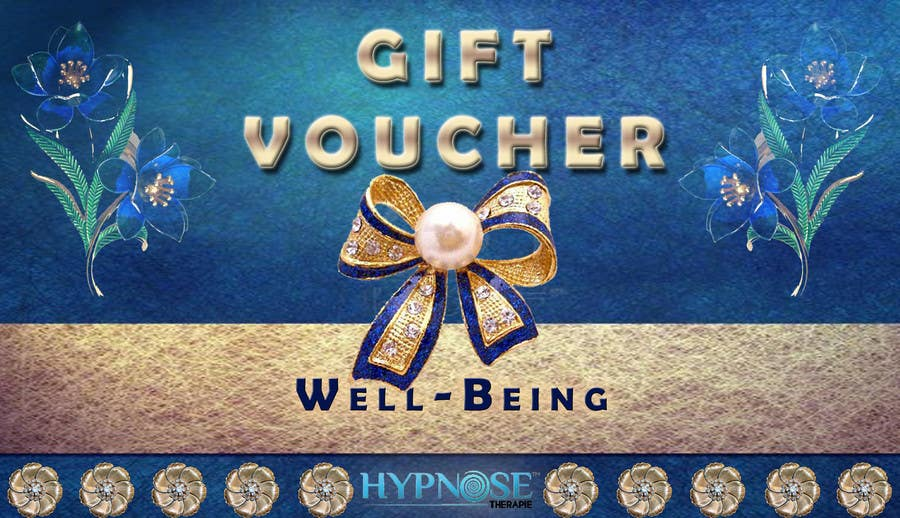#26 for Design of GIFT VOUCHERS : for HYPNOSIS by SaranyaKrish