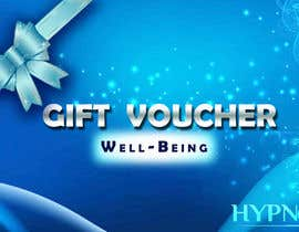 #30 cho Design of GIFT VOUCHERS : for HYPNOSIS bởi SaranyaKrish