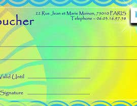 #12 cho Design of GIFT VOUCHERS : for HYPNOSIS bởi tedatkinson123
