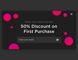 #7 for Website Welcome Popup, Exit Popup, One site Popup and Welcome Push Message Design af imadhaddad