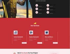 Nro 36 kilpailuun Build a fairly basic wordpress website for small glass company käyttäjältä SmitGolakiya