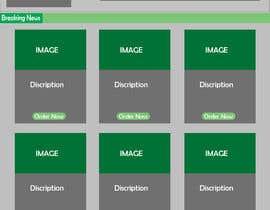 Nro 39 kilpailuun Build a fairly basic wordpress website for small glass company käyttäjältä kader077