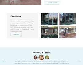 Nro 19 kilpailuun Build a fairly basic wordpress website for small glass company käyttäjältä SimranChandok