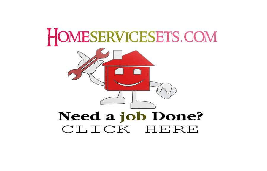 Contest Entry #79 for LOGO HomeServicesEtc com