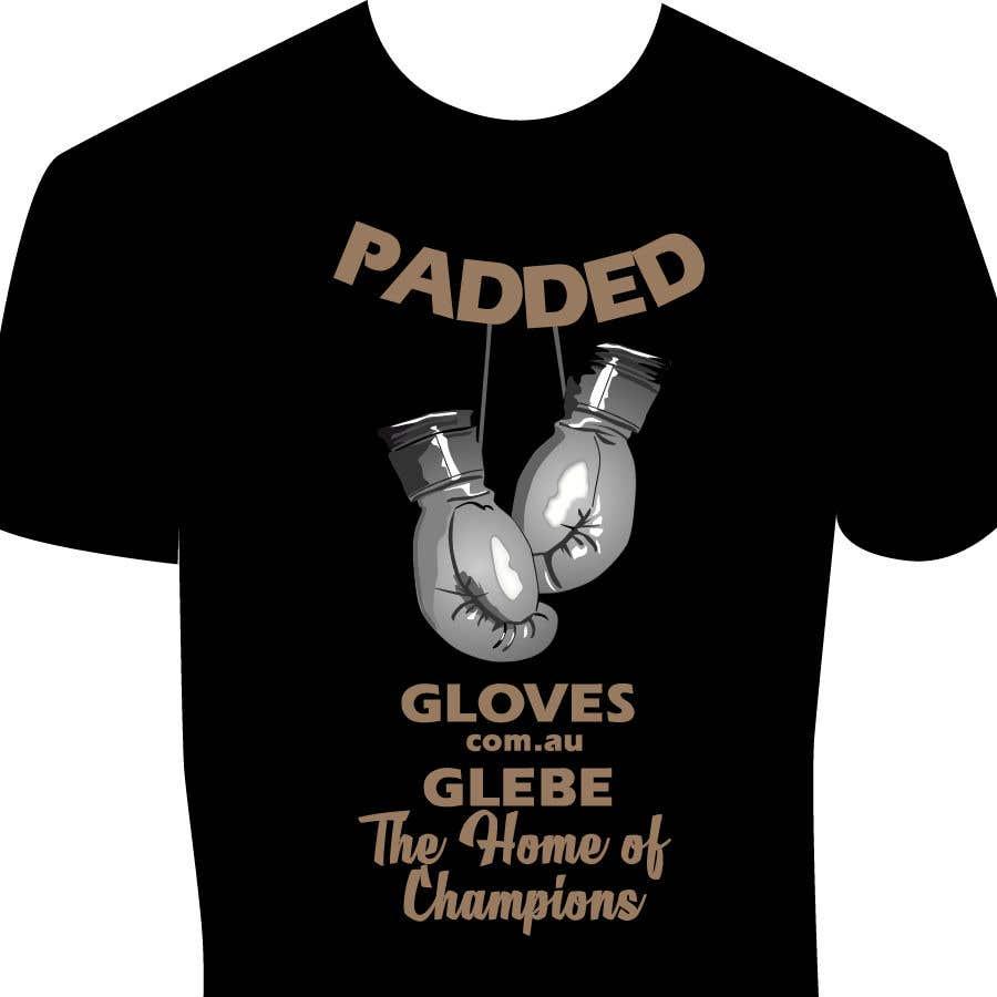 Penyertaan Peraduan #                                        52                                      untuk                                         LOGO Padded Gloves com au