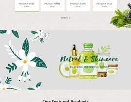 #14 para Herbal Apothecary Website por chiku789