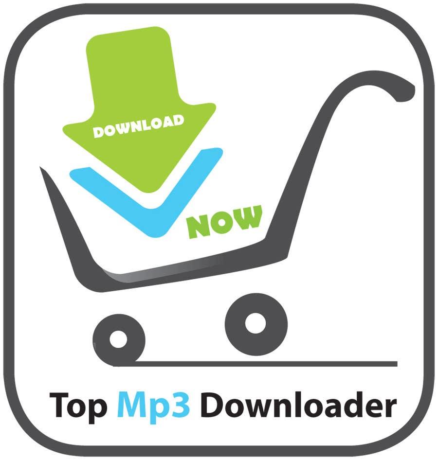 #2 for Logo Design for Ringtone and Mp3 Download App by Tilsonpremcyril