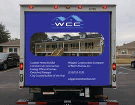 #55 for Box Truck Wrap Design by vasashaurya