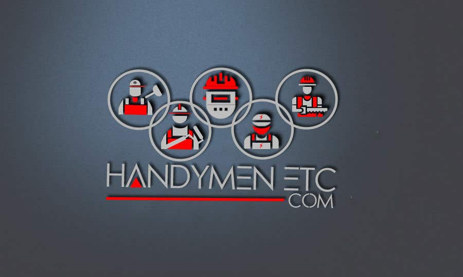 Contest Entry #36 for LOGO HandymenETC com