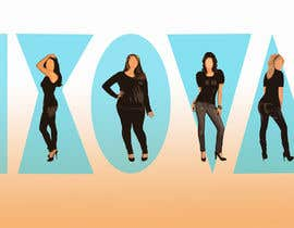 #42 para Illustration Design for female body shapes/ types de tapworld