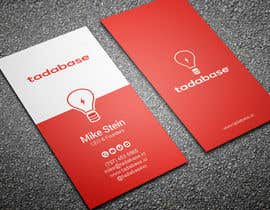 #240 для Double Sided Vertical Business Card in Illustrator от patitbiswas