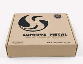 nº 9 pour Simple carton box printing design par stevenn66