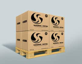 nº 13 pour Simple carton box printing design par stevenn66