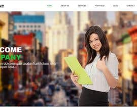 #7 cho I need an entire website design bởi nmhridoy