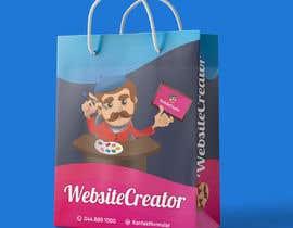 Nro 9 kilpailuun Design a promotional shopping bag käyttäjältä dileeshsimon