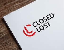 Nro 18 kilpailuun Closed Lost Logo käyttäjältä Farhadchk