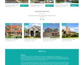 #5 for Real Estate Website Mock Up by wurfel