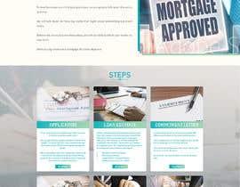 #28 for Real Estate Website Mock Up by AfhamaStudio