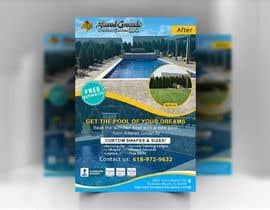 #19 for Design Print Ad For Pool by satishandsurabhi
