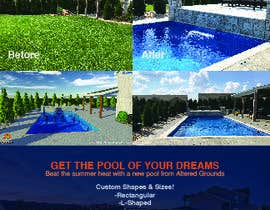 #2 for Design Print Ad For Pool by randomanimation