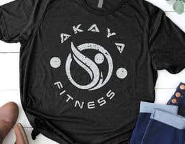 #110 для Gym Clothing - T-Shirt Design от mdakirulislam