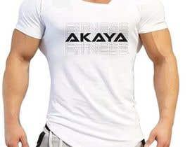 #39 для Gym Clothing - T-Shirt Design от ikramul946