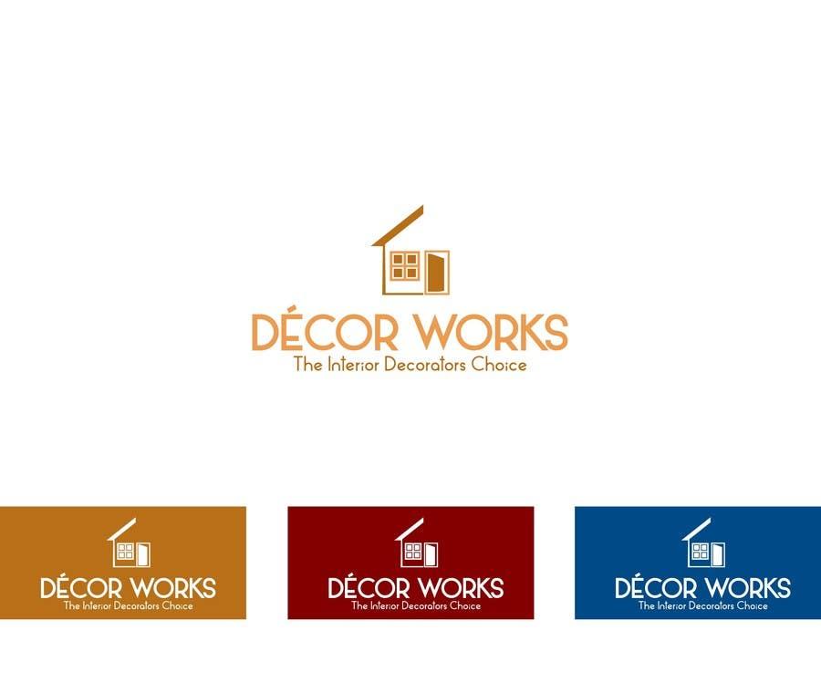 Contest Entry #17 For Design A Logo For Interior Decorating Company