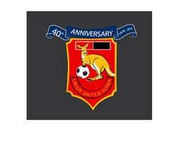 #49 για 40th Anniversary Logo - Lalor United FC από HasinaK