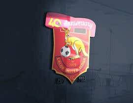 Číslo 48 pro uživatele 40th Anniversary Logo - Lalor United FC od uživatele BadeaKh