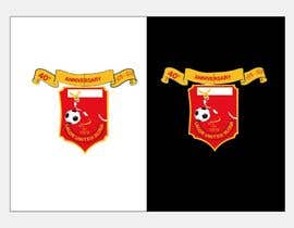 Číslo 51 pro uživatele 40th Anniversary Logo - Lalor United FC od uživatele TaAlex
