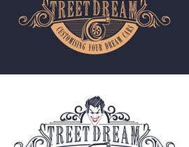 nº 25 pour Street Dreams Car Club logo design par fourtunedesign