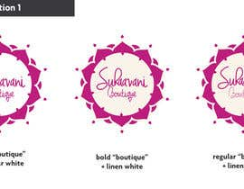 #31 for Design a Logo for Indian Traditional Clothing Boutique -- 2 by IuliaCrtg