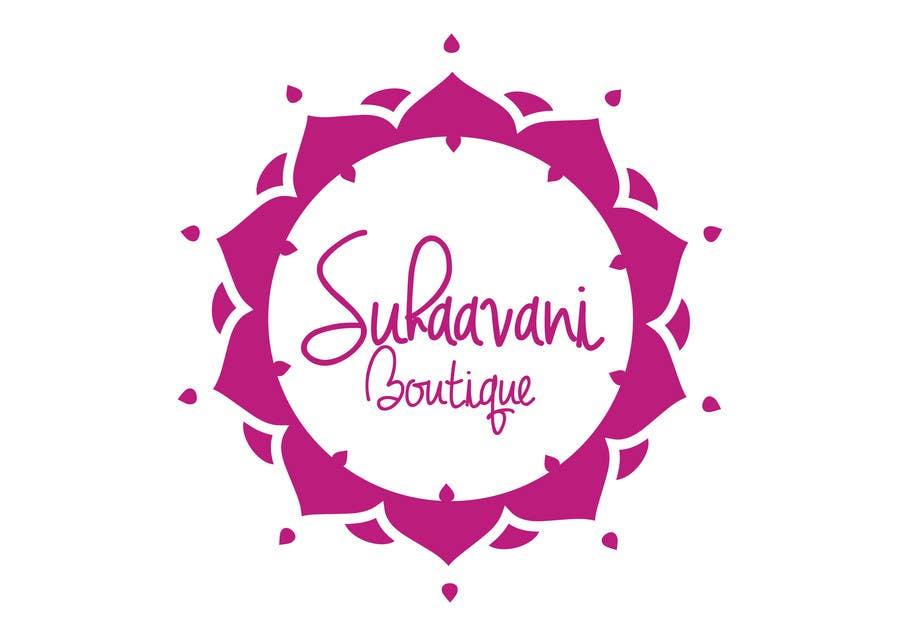Indian boutique logo