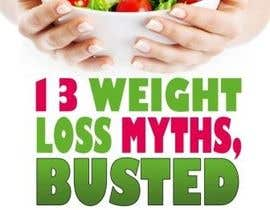 #5 untuk Design Simple Ebook Cover for Weight Loss Ebook oleh euknowmyname