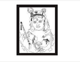 #21 untuk Line vector of Indian Gods from reference Photos using Adobe Illustrator oleh dulhanindi