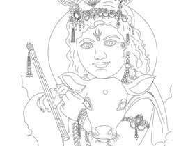 #19 untuk Line vector of Indian Gods from reference Photos using Adobe Illustrator oleh satishandsurabhi