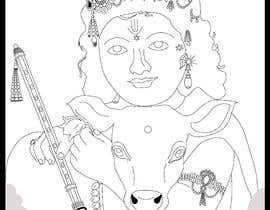 #28 untuk Line vector of Indian Gods from reference Photos using Adobe Illustrator oleh sg8fl8ai8