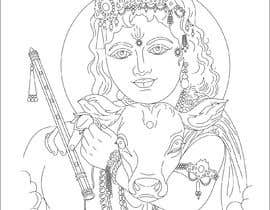 #24 untuk Line vector of Indian Gods from reference Photos using Adobe Illustrator oleh nikMillicent13