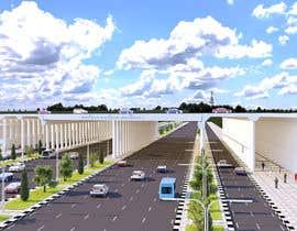 #15 для 3D Max Project (LED Screen on bridge) от emadbahgat888