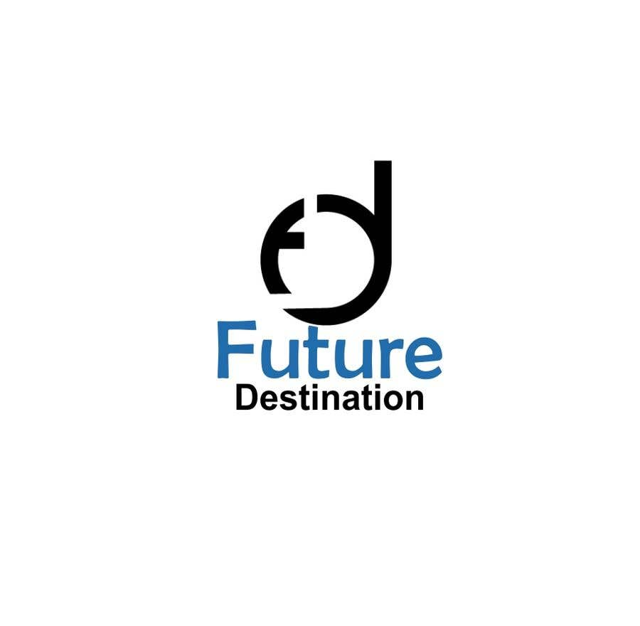 Contest Entry #130 for I want a logo designed. The name of my company is Future Destination. It is a company that for information technology provides development mobile and website applications and also i want to note that i want to use the logo with another projects