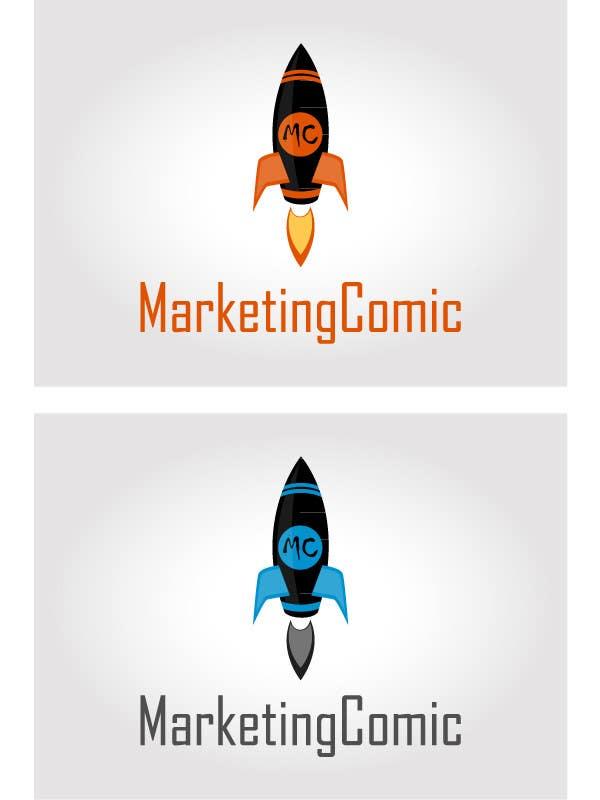 Inscrição nº                                         125                                      do Concurso para                                         Logo Design for a website related to Marketing