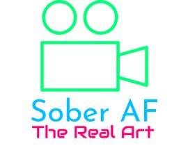 #36 untuk Sober AF Logo oleh MasterShaon