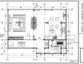 #30 для Floorplan for luxury vacation apartment от andraonseven