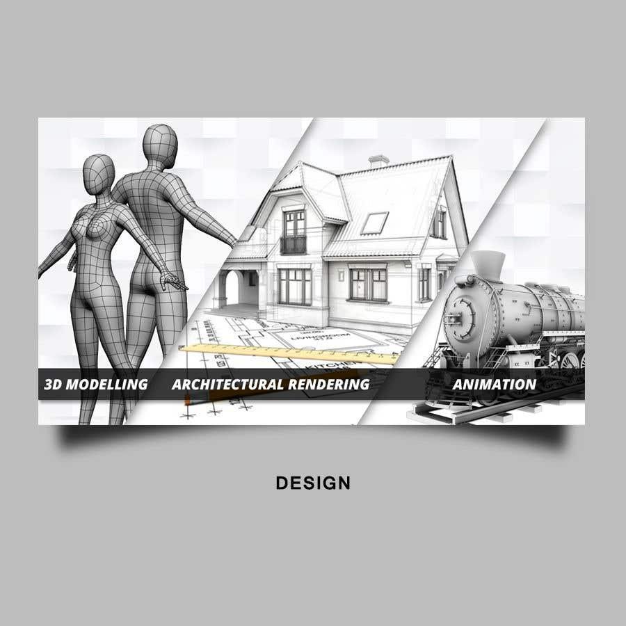 """Intrarea #18 pentru concursul """"1600x900 resoution graphic/poster design- 3D Theme"""""""