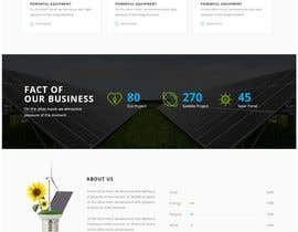 #9 untuk wordpress theme design for battery and lighting subject oleh shozonraj041