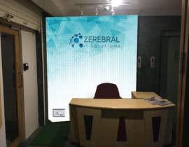 Nro 51 kilpailuun Reception area backdrop design käyttäjältä shorna99