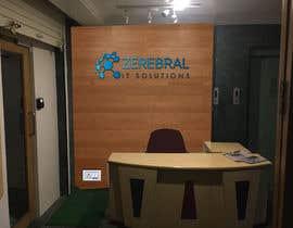 Nro 53 kilpailuun Reception area backdrop design käyttäjältä shorna99